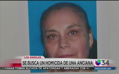 Macabro asesinato de mujer latina