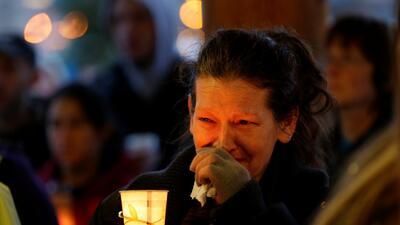 Las llamadas durante el deslave en Washington develan la tragedia