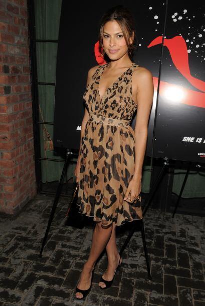 Eva Mendes: Nacida en Miami, de padres cubanos, Eva supo que su belleza...