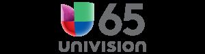 Univision 65 Header Logo