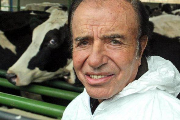 Además de Menem, también fue sentenciado a cinco años y medio de prisión...
