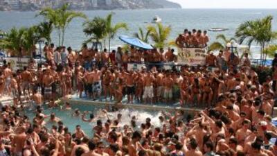 EU alertó a 'spring breakers' para que no viajen a México.