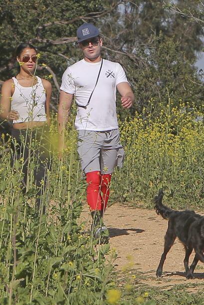 Cada vez es más fuerte la relación entre Zac Efron y Sami Miró.