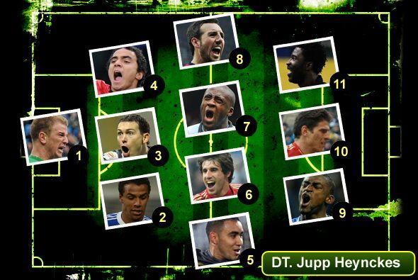 No podemos empezar la semana sin traerles el 11 ideal del fútbol europeo...