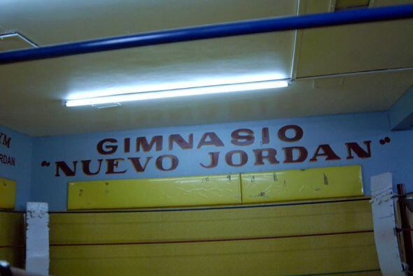 'Canelo' practicó en el legendario 'Gimnasio Jordan' lugar donde...