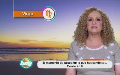 Mizada Virgo 29 de julio de 2016