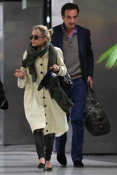 ¿Será el 'glamour' de los franceses lo que cautivó...