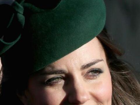 Se comenta que Kate está embarazada nuevamente. Mira aquí...