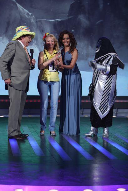 Sus sombreros han sido característicos durante el segmento de El Chacal...