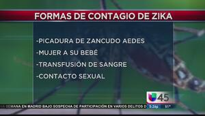Emiten alerta de viaje a 22 países por virus Zika
