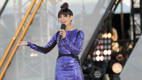 """Alejandra Espinoza sobre La Reina de la Canción: """"Este va a ser un show..."""