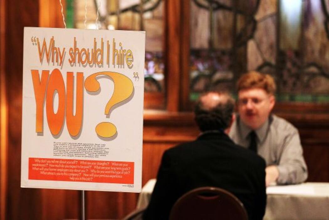 De acuerdo con datos del Trabajo, la tasa nacional de desocupación tambi...