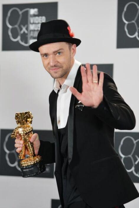 Justin Timberlake no sólo es cantante,  también es presidente de su prop...
