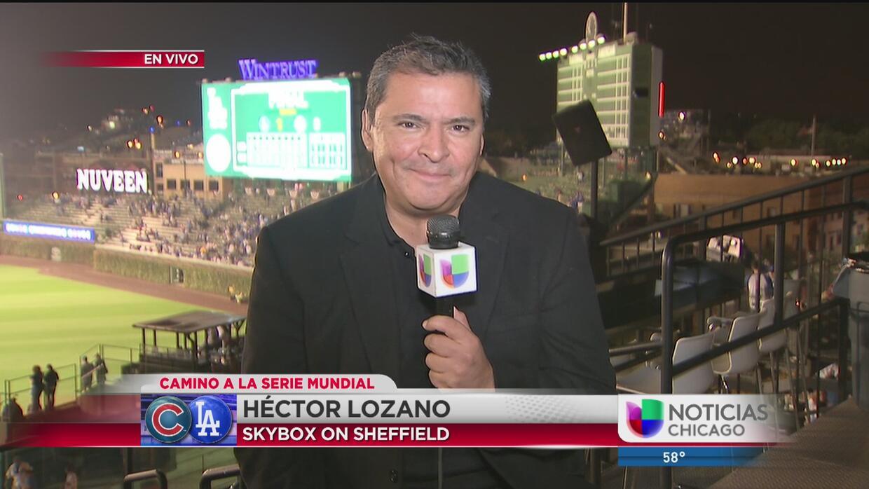 Duelo de lanzadores en el segundo juego entre Cubs y Dodgers