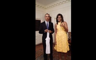 "Barack Obama: ""Traigan el oro a casa"""