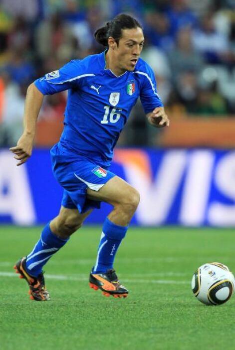 Mauro Camoranesi llegó muy joven al fútbol mexicano con La Máquina Celes...