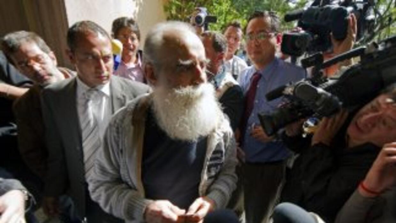 El político mexicano fue liberado luego de siete meses y seis días de ha...