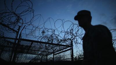Cuatro presos de Guantánamo fueron enviados a Afganistán