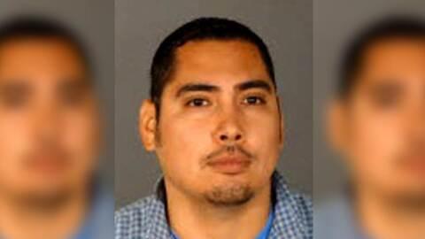 Sergio Ortiz, de 32 años, enfrenta un cargo por distribuir una im...