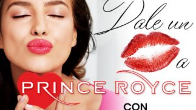 Avon y KQ105 quieren saber cómo le darías un beso a Prince Royce. Envían...
