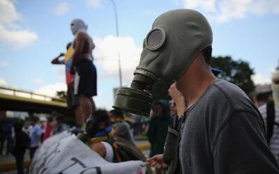 Nuevo enfrentamiento en Venezuela