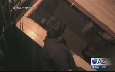 Polémico video despierta dudas a una madre desesperada por encontrar a s...
