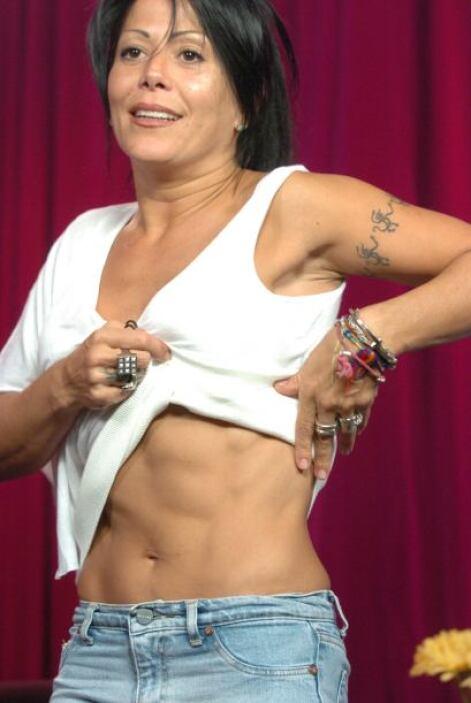 """""""La Guzmán"""" se ha colocado numerosos tatuajes en su piel, como símbolo d..."""