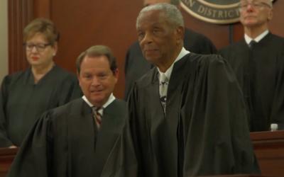 El juez Damon Keith