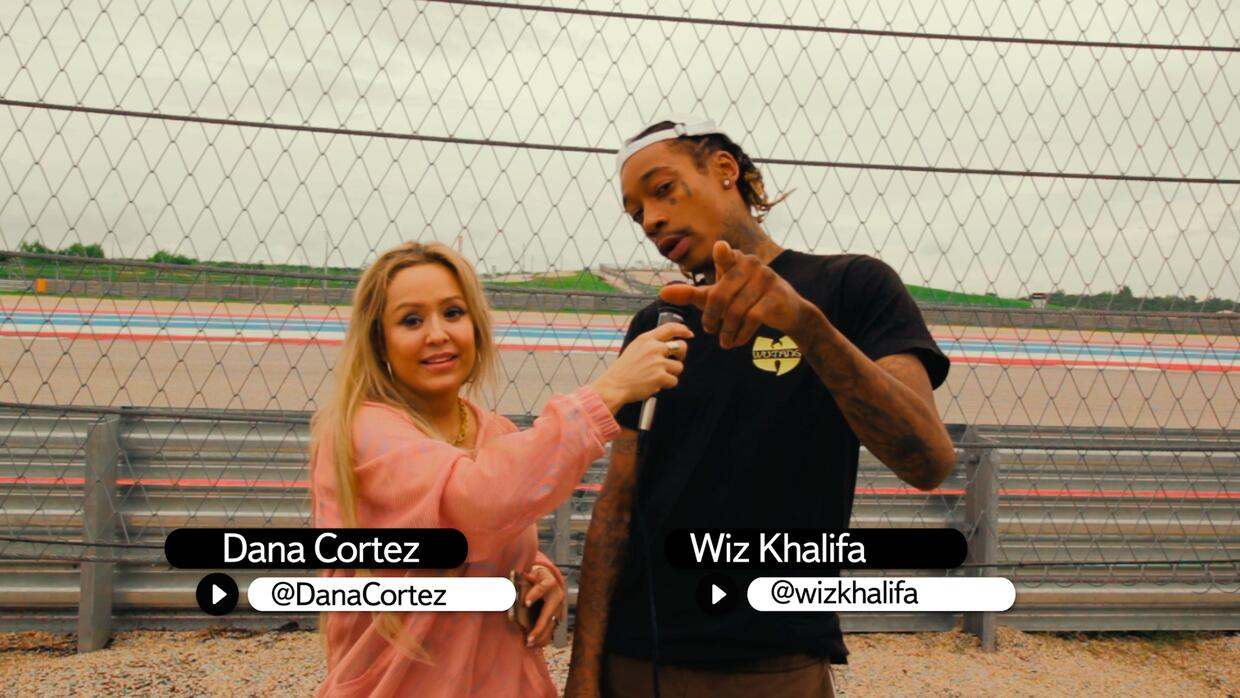 Wiz Khalifa Doesn't Care About Tacos or Pizza