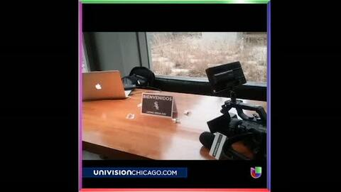 Univision Chicago presente en el White Sox media day