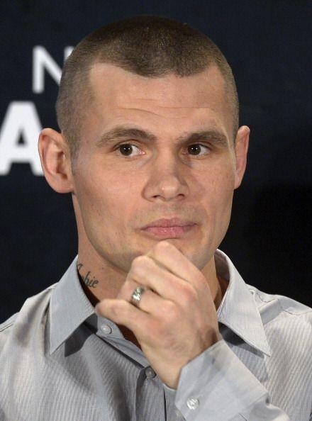 Los organizadores del combate dijeron que la sede de la pelea con Murray...