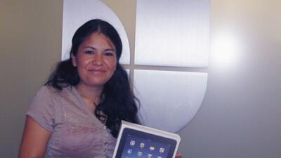 ¡Tú puedes llevarte la última iPad!