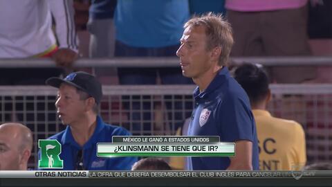 ¿Klinsmann se debe ir del banquillo de EEUU y Osorio podrá con la respon...