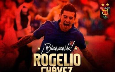 Rogelio Chávez emigró al Melgar de Perú