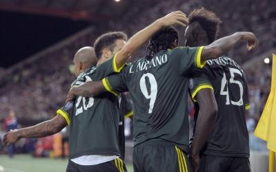 Milan sacó importante triunfo ante Udinese