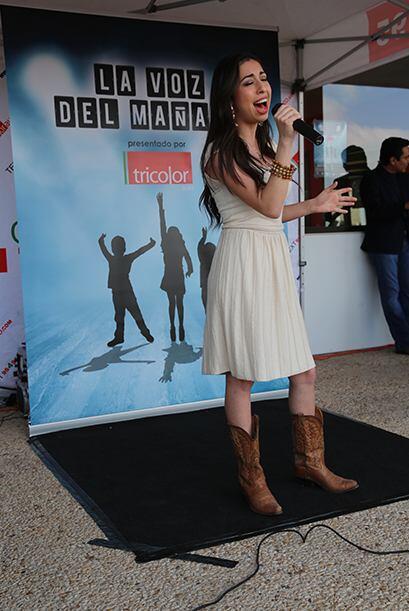 Mucho talento se dio cita en el concurso La Voz Del Pueblo en Tricolor A...