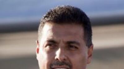 El astronauta mexicano-estadounidense, José Hernández, candidato demócra...