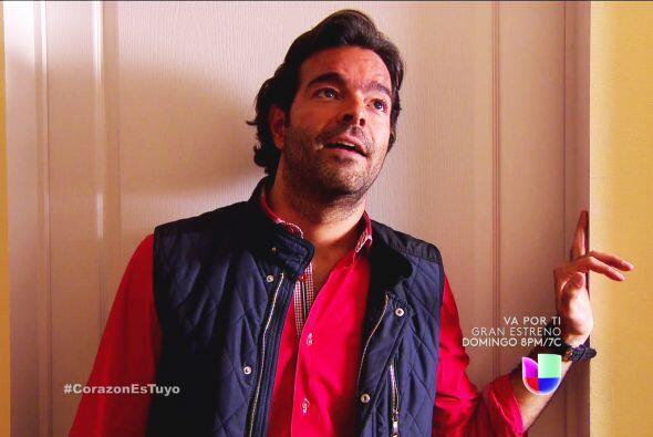 Ana te tiene en la luna Diego. ¿Ya le dirás que estás profundamente enam...