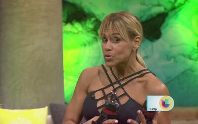Jackie Rodríguez entrena al ritmo latino con su XCO-Latin