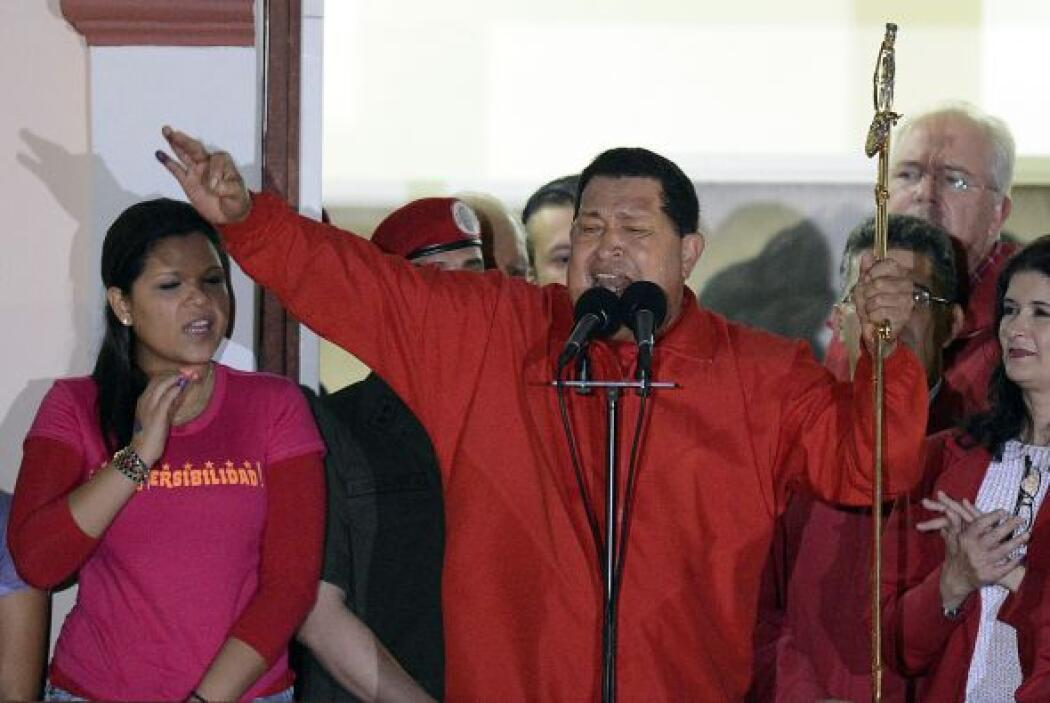 """El mandatario destacó que hoy pasaron muchas """"cosas buenas"""" en Venezuela..."""