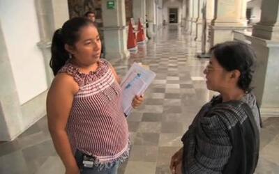 Las mujeres de Oaxaca defienden sus derechos en Aquí y Ahora