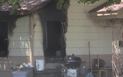 Muere una anciana de 81 años en el primer incendio fatal del año en Gran...