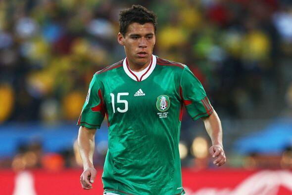 En sus temporadas en el fútbol holandés Héctor Moreno jugó la edición 20...