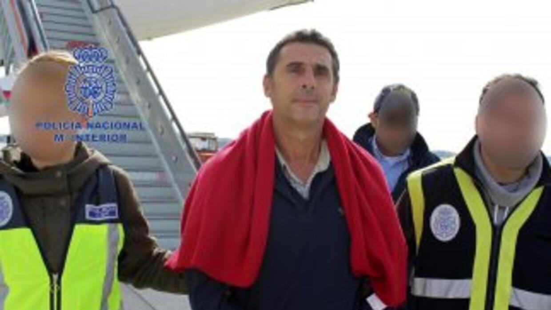 Juan Jesús Narváez e Itziar Alberdi fueron detenidos en Puerto Vallarta,...