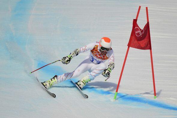 Sin embargo, el norteamericano quería otra medalla olímpic...