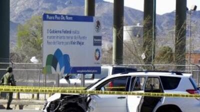 Murieron la empleada del consulado de Estados Unidos en Ciudad Juárez, L...