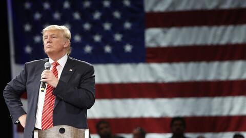 Donald Trump y Enrique Peña Nieto se reunirán en México