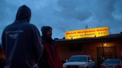 Las ventas de marihuana con fines recreativos en Colorado han sido eleva...