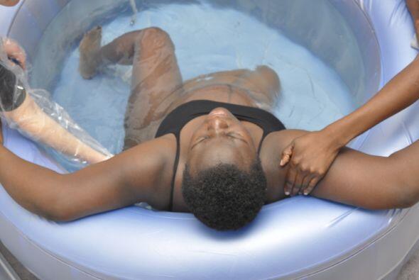 Mientras que muchas mujeres optan por la epidural, existen alternativas...