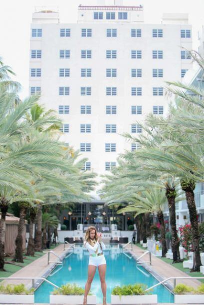 ¿Qué tal esta foto con todo el hotel?